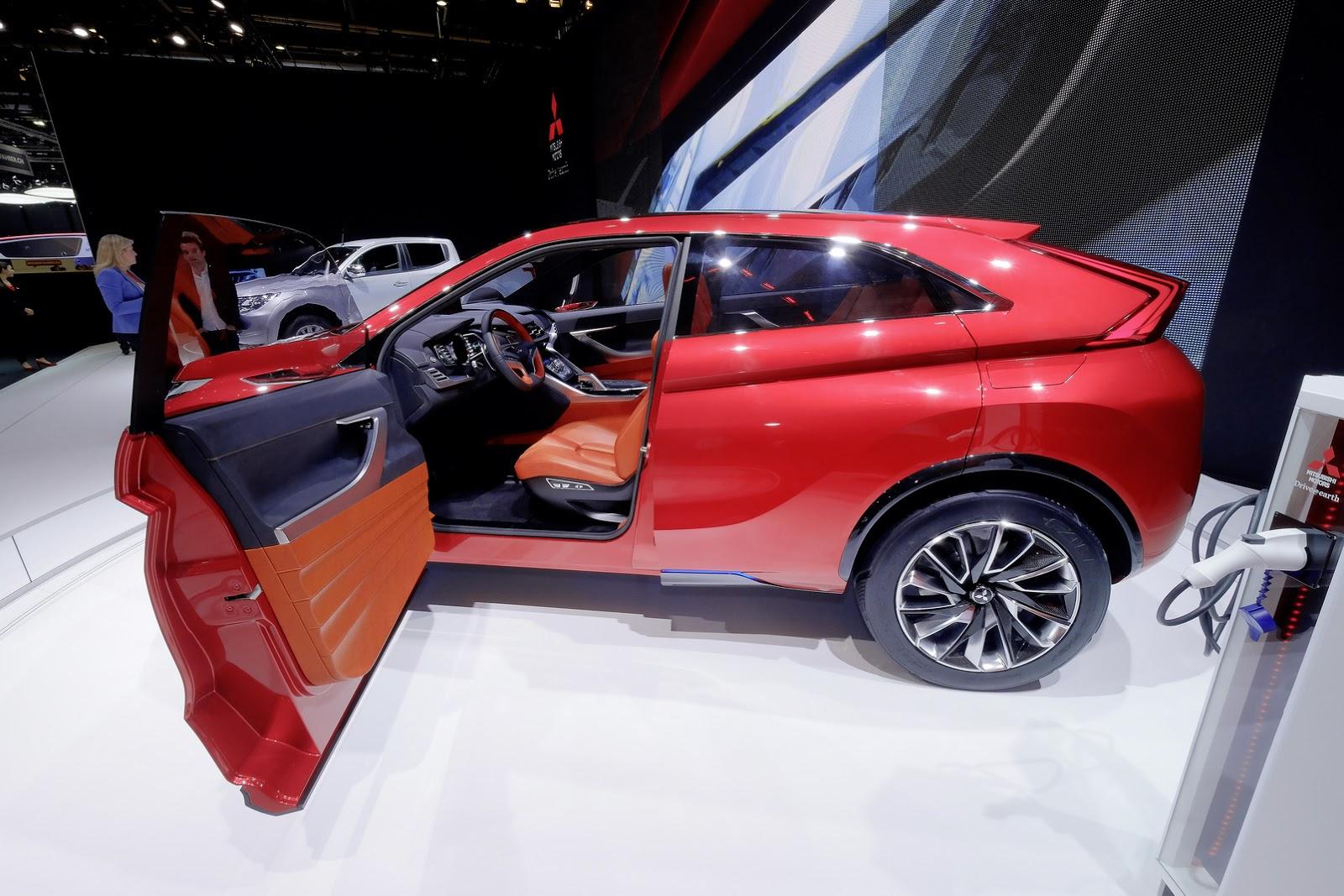 Новый мицубиси асх 2018 концепт в новом кузове цена фото