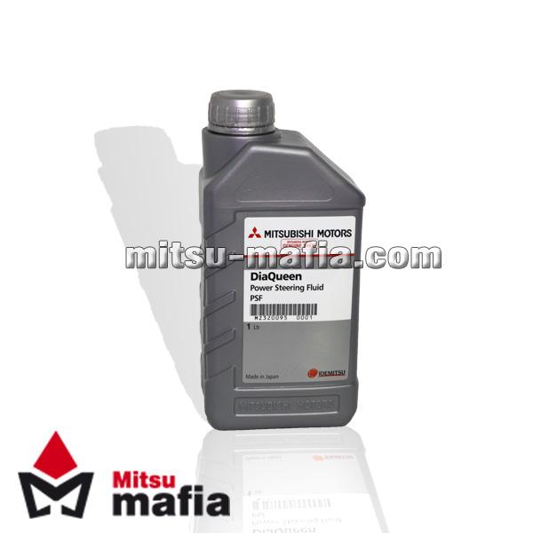 жидкость для гидроусилителя руля mitsubishi