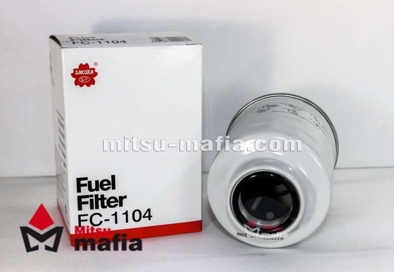 Замена топливного фильтра митсубиси л200 видео