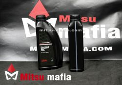 Моторное масло Mitsubishi Motors Genuine Oil SAE 0W30