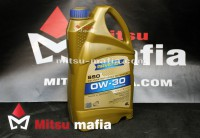 Масло моторное 0w30 Ravenol для Митсубиси Лансер 10 4 литра
