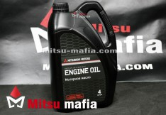 Масло моторное 0w30 для Митсубиси АСХ 4 литра