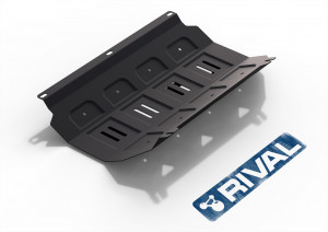 Защита радиаторов L200 IV сталь 2 мм