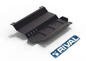Защита картера двигателя L200 IV сталь 2 мм