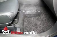 Текстильные 3D коврики Mitsubishi Outlander 2 XL