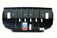 Защита радиаторов PAJERO IV Паджеро 4 сталь 3 мм
