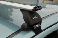 Багажник на крышу ASX 2012-2016 Lux аэродинамический