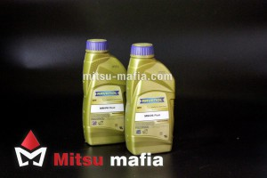 Масло Ravenol MM PA Fluid для АКПП Паджеро 4 1 литр 2009-2019