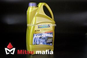 Масло Ravenol MM PA Fluid для АКПП L200 V 4 литра