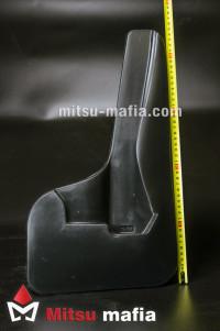 Брызговики передние Pajero Sport 3 увеличенные