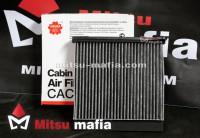 Салонный фильтр Митсубиси Л200 IV угольный Sakura