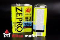 Масло в двигатель Pajero Sport 3 5w30 DL-1 IDEMITSU 4 литра