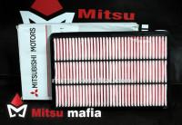 Воздушный фильтр Mitsubishi Pajero 4 3.2 DID оригинальный