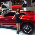 Новый Mitsubishi ASX представлен в Женеве