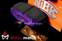 Тормозные колодки передние Pajero Sport 3 NIBK PN3813