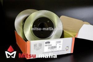 Тормозной диск передний ASX