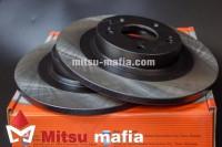 Тормозной диск задний ASX 2012+