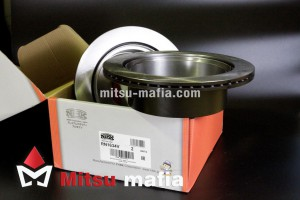 Тормозной диск задний Pajero Sport 2