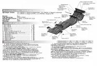 Защита РКП Pajero Sport 3 QX сталь 2 мм