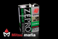Масло моторное ZEPRO ECO MEDALIST 0W-20 Outlander 3 4 литра