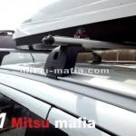 Багажник на крышу Mitsubishi:  5 основных видов и их особенности