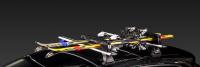 Крепление для перевозки лыж Lux Yeti для Mitsubishi L200 V