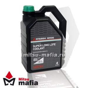 Антифриз для Mitsubishi L200 4 литра