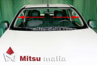 Дефлектор лобового стекла Mitsubishi L200 V