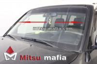 Дефлектор лобового стекла Mitsubishi Pajero 4