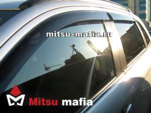 Дефлекторы окон COBRA для Mitsubishi ASX