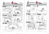 Подкрылки Mitsubishi Pajero Sport 3 new
