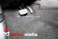 Текстильные 3D коврики Mitsubishi ASX Business