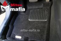 Текстильные 3D коврики Митсубиси Аутлендер ХЛ