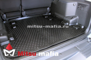 Коврик в багажник Pajero IV Паджеро 4