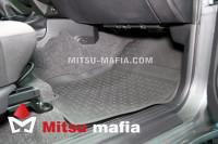 Резиновые коврики с бортиком L200 Л200