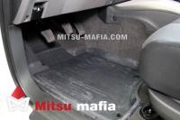 Коврики в салон Mitsubishi L200 new