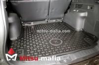 Коврик в багажник Pajero Sport 3