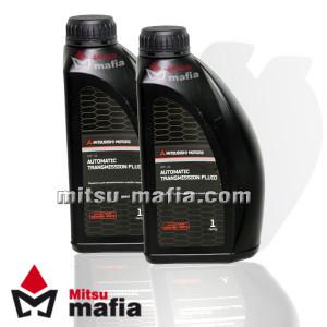 Масло для АКПП Паджеро Спорт 2 1 литр