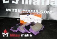 Тормозные колодки передние Митсубиси Паджеро 4 3.2 NIBK