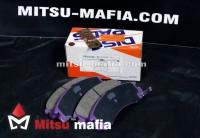 Тормозные колодки передние Митсубиси Аутлендер 2 ХЛ NIBK