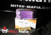 Тормозные колодки передние Митсубиси Паджеро 4 3.0 3.8 NIBK