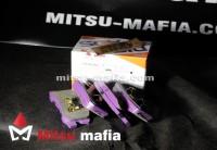 Тормозные колодки задние Митсубиси АСХ NIBK 2010-2012
