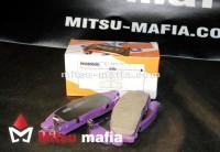 Тормозные колодки передние Митсубиси Л200 IV NIBK