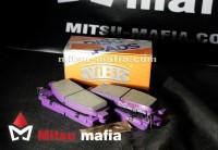 Тормозные колодки передние Митсубиси Паджеро Спорт 2 NIBK