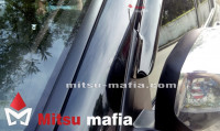 Дефлекторы окон EGR для Pajero Sport II Паджеро Спорт 2