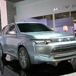 Новый Mitsubishi Outlander скоро на нашем рынке