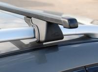 Багажник на рейлинги Аутлендер 2 ХЛ Lux