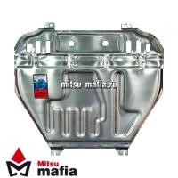 Защита картера двигателя ASX АСХ алюминиевая