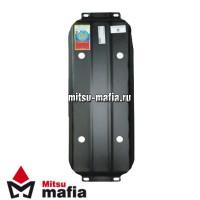 Защита бензобака L200 Л200 сталь 3 мм