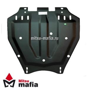 Композитная защита картера двигателя ASX АСХ